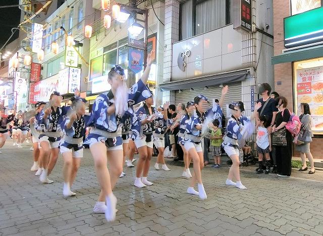 成増阿波踊り大会