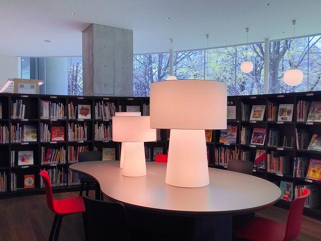 板橋区立中央図書館