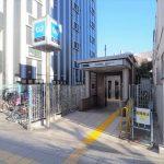 地下鉄成増駅エレベーター口