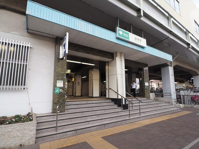 蓮根駅東口