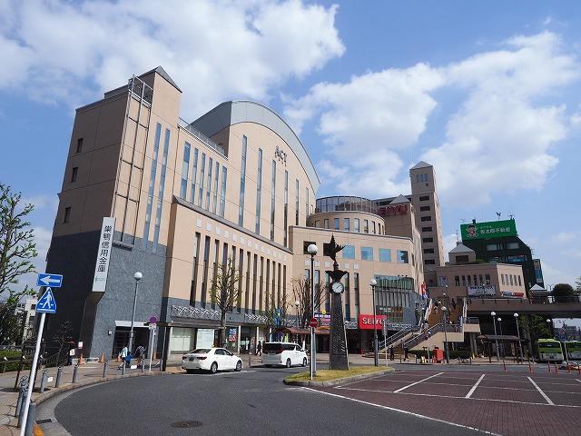 成増駅北口ロータリー